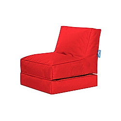 Sitzsack Twist Scuba 2tlg. rot