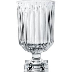 Nachtmann Dekovase Minerva, Kristallglas weiß Ø 18 cm x 18 cm x 31,5 cm x 18 cm