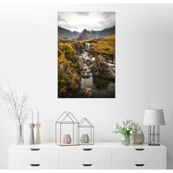 Posterlounge Wandbild, Fairy Pools, Isle of Skye 40 cm x 60 cm