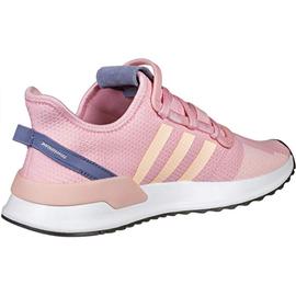 adidas U_Path Run pink/ white-black, 36