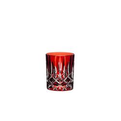 RIEDEL Glas Tumbler-Glas Laudon Rot, Kristallglas rot