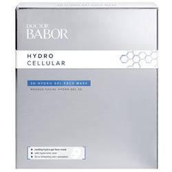 BABOR Doctor Babor 3D Hydro Gel Face Mask  4 Stk.