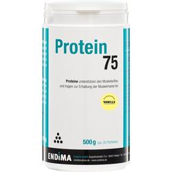 Protein 75 Vanille Pulver