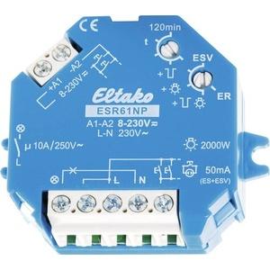 Eltako Stromstoß-Schalter Auf-/Unterputz ESR61NP 1 Schließer 230 V/DC, 230 V/AC 10A 2000W 1St.
