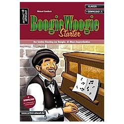 Boogie Woogie Starter  Klavier. Michael Gundlach  - Buch