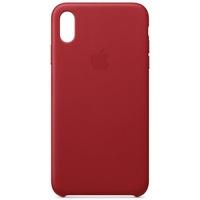Apple iPhone X Leder Case