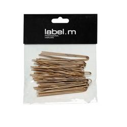 label.m Twisted U-Pin (70mm) Gold