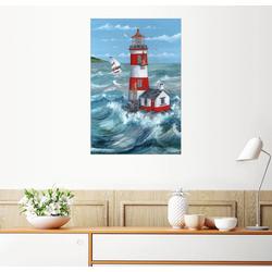 Posterlounge Wandbild, Fensterputzer 100 cm x 150 cm