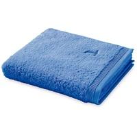 Möve Superwuschel Handtuch 50 x 100 cm blau