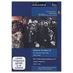 Der Nationalsozialismus III / The National Socialism III  1 DVD - DVD  Filme