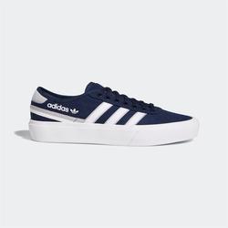 Schuhe ADIDAS - Delpala Collegiate Navy/Ftwr White/Glory Grey (COLLEGIATE NAVY-FTWR) Größe: 42
