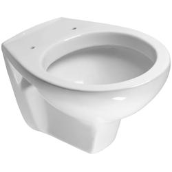 Tiefspül-WC Alpha, Wandmontage
