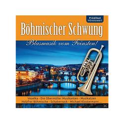 VARIOUS - Böhmischer Schwung (CD)