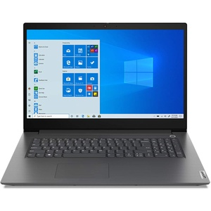 "Lenovo V17 (17,3"" HD+) Notebook Intel Core i7-8565U 4x1,80GHz 32GB RAM 1000GB SSD DVD Brenner EXTERN HDMI HD Webcam Windows 10 Professional + Tasche"