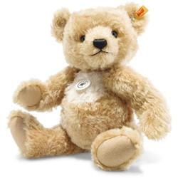Steiff 027222 Teddybär Paddy, Mohair, 35 cm, blond