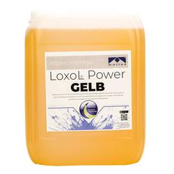 Loxol Power Gelb Allzweckreiniger mit den Power Inhaltsstoffen