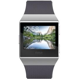Fitbit Ionic blaugrau / silbergrau