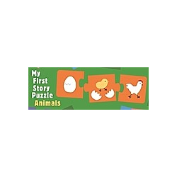 My First Story Puzzle Animals (Kinderpuzzle)