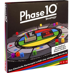 Phase 10 Strategy Brettspiel