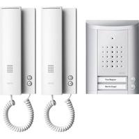 Ritto Entravox Audio 2WE Set 1841220 silber/weiß