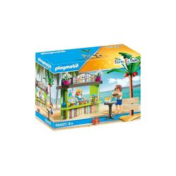 Playmobil® Spielwelt PLAYMOBIL® 70437 - Family Fun Strandkiosk