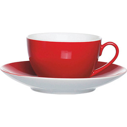 Ritzenhoff & Breker Kaffeetassen-Set Doppio rot 8-tlg.