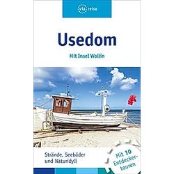 Usedom - Mit Insel Wollin. Rasso Knoller  - Buch