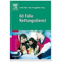 60 Fälle Rettungsdienst - Buch