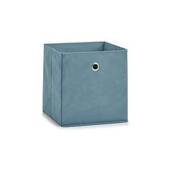 HTI-Living Aufbewahrungsbox Aufbewahrungsbox Vlies, Aufbewahrungsbox blau