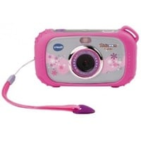 Kinder-Kamera rosa