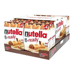 Ferrero Nutella B-ready 132 g, 16er Pack