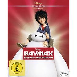 BLU-RAY Meisterwerke - Baymax Hörbuch