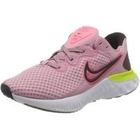 Nike Renew Run 2 W elemental pink/black/cyber/sunset pulse 40,5