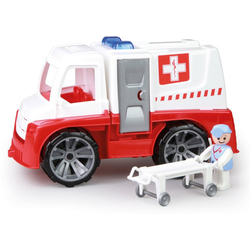 Lena® Spielzeug-Krankenwagen Truxx