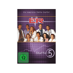 E.R. - Emergency Room Staffel 5 DVD