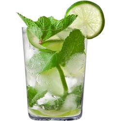 Eisch Cocktailglas Mojito (2-tlg), bleifreies Kristallglas, 550 ml