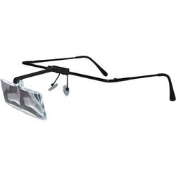 RONA Lupenbrille Vergrößerungsfaktor: 1.5 x, 2.5 x, 3.5 x