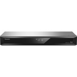 Panasonic DMR-BCT760/765EG Blu-ray-Rekorder (WLAN, 3D-fähig, 500 GB Festplatte, 3D-fähig) silberfarben