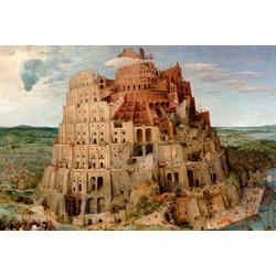 Piatnik Puzzle Brueghel, Turmbau von Babel, 1000 Puzzleteile