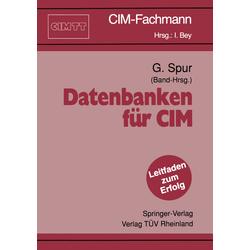 Datenbanken für CIM als Buch von