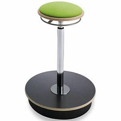BELISE Biodynamischer Stehsitz mit gepolstertem Holz-Sitz