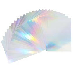VBS Designpapier Holografie, 25 Bogen