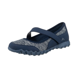 Freyling Frey-Jane Ballerinas, firm grip Sneaker Ballerinas blau 37