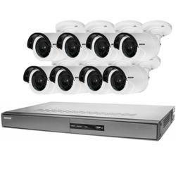 Videoüberwachung Set 8xIR Überwachungskamera 600/720TVL
