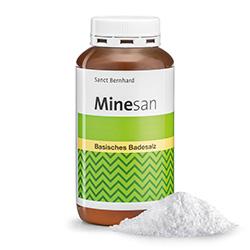 Minesan Basisches Badesalz