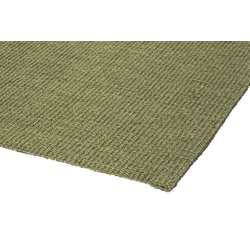 Sisalteppich Sisal grün ca. 200/300 cm