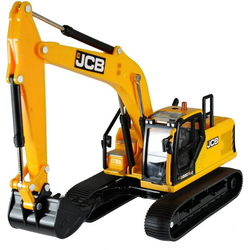 Tomy® Spielzeug-Auto JCB 220X LC Kettenbagger