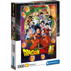Clementoni® Puzzle Dragon Ball, 1000 Puzzleteile, Made in Europe