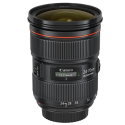 Canon EF 24-70mm 1:2.8L II USM Standard-Zoom Objektiv