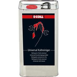 E-COLL Kaltreiniger schnell- flüchtig 5L